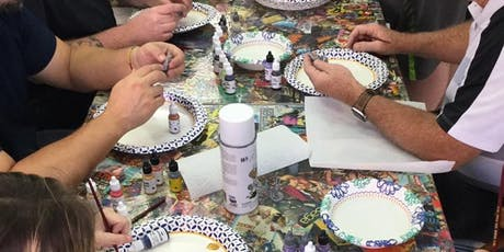 Mini Painting 101 - Saturday Session tickets