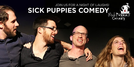 Sick Puppies Improv Comedy Show in Fort Lauderdale tickets