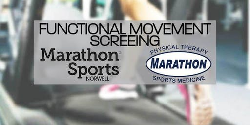 Functional Movement Screening with Marathon PT