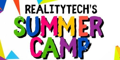 RealityTech Summer Camp