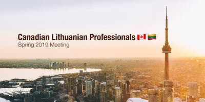 Canadian Lithuanian Professionals Group Meeting