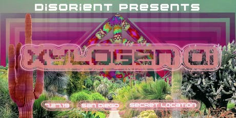 Disorient Presents: Xylogen Qi tickets