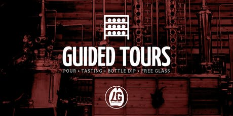 Local Goat Distillery Tour & Tasting tickets