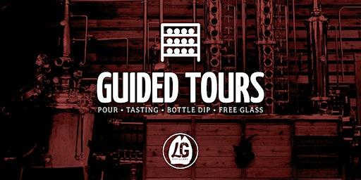 Local Goat Distillery Tour & Tasting