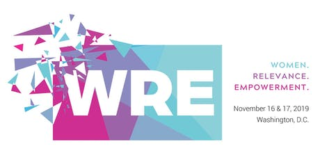 2019 First Annual ​​WRE Conference™ tickets
