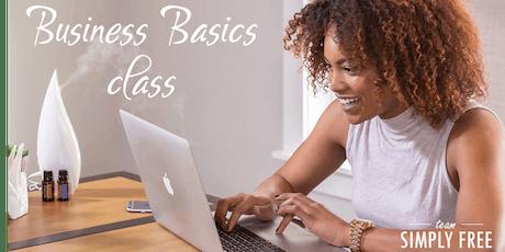 dōTERRA Business Basics Class - July tickets