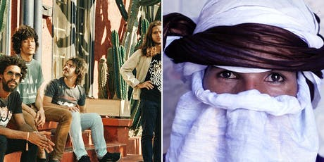 Mdou Moctar & Boogarins tickets