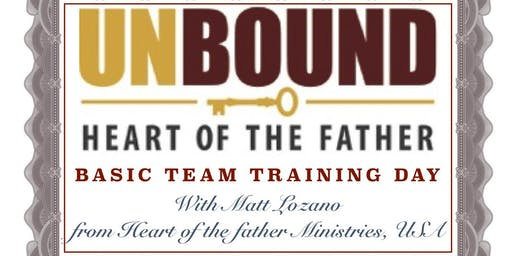 Unbound Basic Team Training Day with Matt Lozano SHEFFIELD