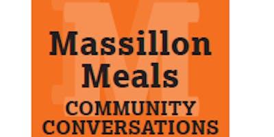 Community Conversation at the Massillon Recreation Center