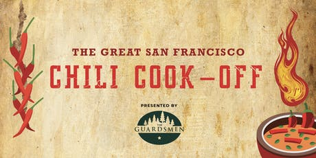 The Great San Francisco Chili Cook-Off | Presented by The Guardsmen tickets