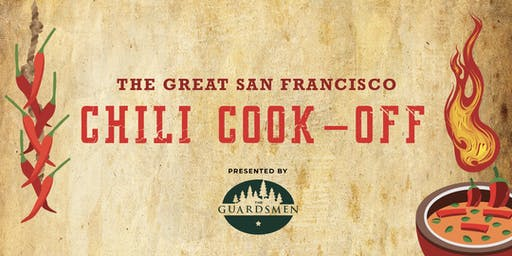 The Great San Francisco Chili Cook-Off | Presented by The Guardsmen