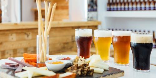 Cheese + Beers = Cheers