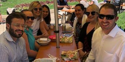 CLAS Alumni Summer Brown Bag Lunches in Farragut Square