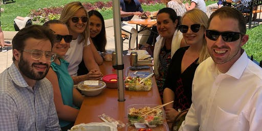 CLAS Alumni Summer Brown Bag Lunches in Farragut Square