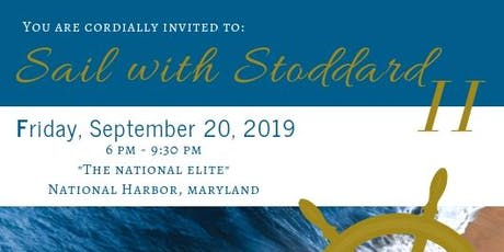 Sail with Stoddard II tickets