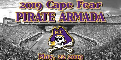 2019 East Carolina University Pirate ARMADA - Wilmington, NC