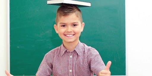 ATELIER PARENTAL : Joyeuse rentrée scolaire
