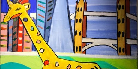 Paint London! Afternoon, Soho, Sunday 23 June tickets