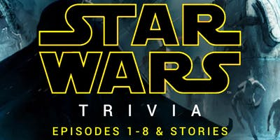 Star Wars Trivia at Growler USA Raleigh