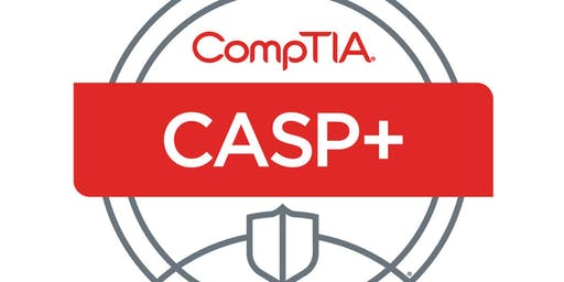 CompTIA Advanced Security Practitioner (CASP+) Certification Training, includes Exam Voucher