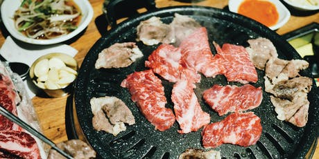 Korean BBQ tickets