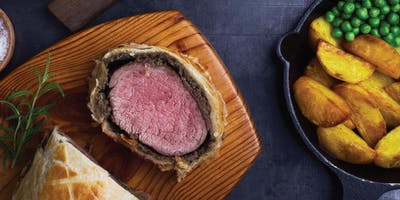 Beef Wellington for Two - Couples Night!
