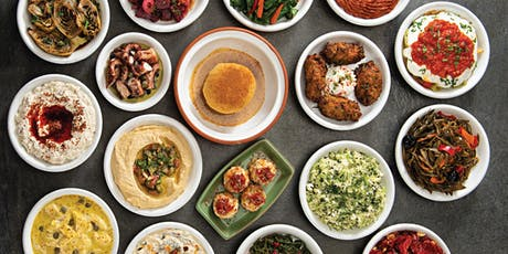Mezze: Middle Eastern Tradition tickets