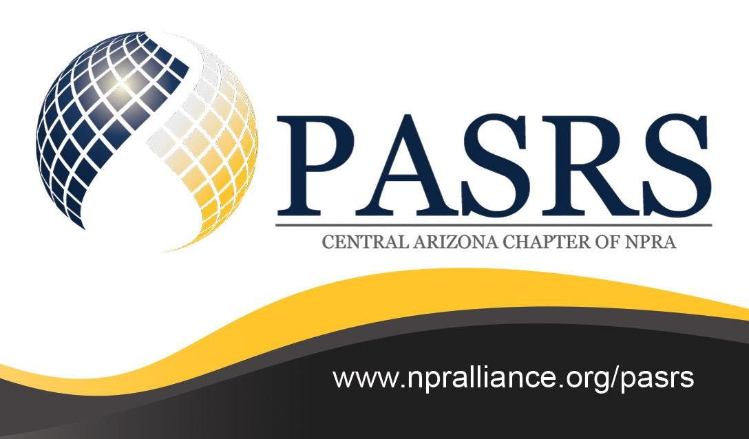 PASRS April Member Meeting - Being a Change Agent