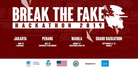 Break the Fake Hackathon 2019 - Manila tickets