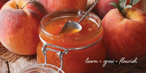 Let's JAM! Learn to Make PEACH Refrigerator Jam with Lori Smith
