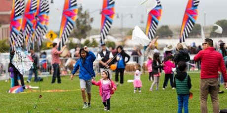 5th Annual Presidio Kite Festival tickets
