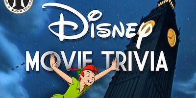 Disney Movie Trivia at Growler USA The Colony
