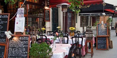 Date night! Couples cooking class - An evening in Montmartre
