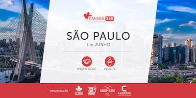 Canadá 360 - São Paulo