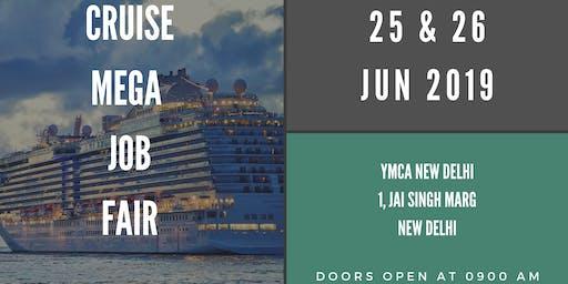 Eclat Mega Cruise Job Fair | 25 & 26 Jun | New Delhi | 0900 am to 0500 pm on both days