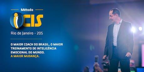 [RIO DE JANEIRO/RJ] Método CIS 205 ingressos
