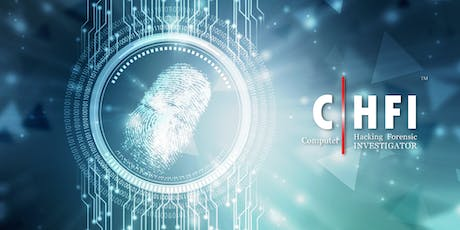 Computer Hacking Forensic Investigator (CHFI) Certification Training, includes Exam tickets