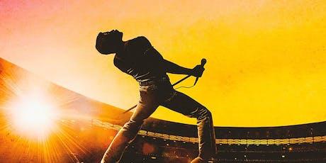 Alfresco Cinema - Bohemian Rhapsody tickets