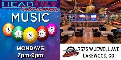 Music Bingo at Hangar 101 Billiards & Bowling - Lakewood, CO
