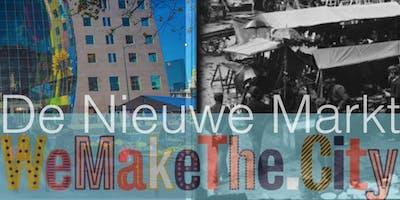 We Feed the City: Werken aan de nieuwe Markt