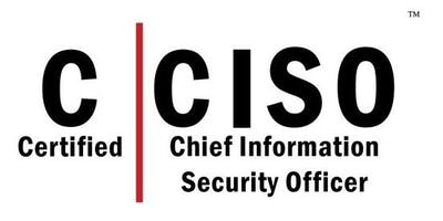 Certified CISO (CCISO) Certification Training - includes exam