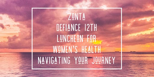 Zonta's 12th Annual Luncheon for Women's Health