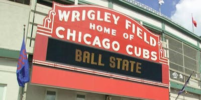 2019 Ball State Chicago Cubs Alumni Outing