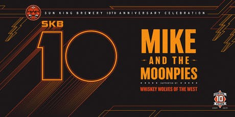 SKB 10: Mike & the Moonpies , Whiskey Wolves of the West tickets
