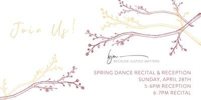 BJM Spring Dance Recital