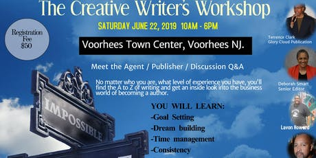 The Creative Writer's Workshop tickets