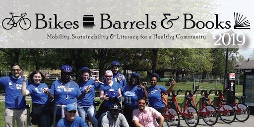 Bikes Barrels & Books 2019