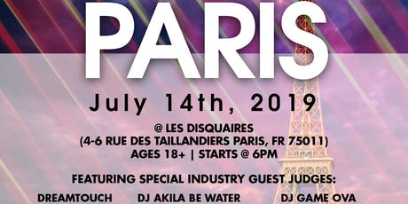 Coast 2 Coast LIVE Artist Showcase Paris, France - $50K Grand Prize billets