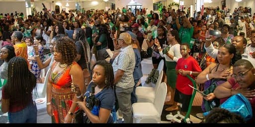 Nigerian Day in Houston - Indoor Festival