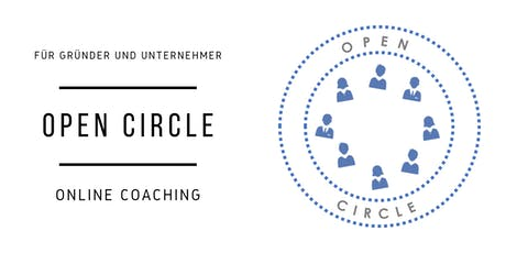 ONLINE OPEN CIRCLE Tickets